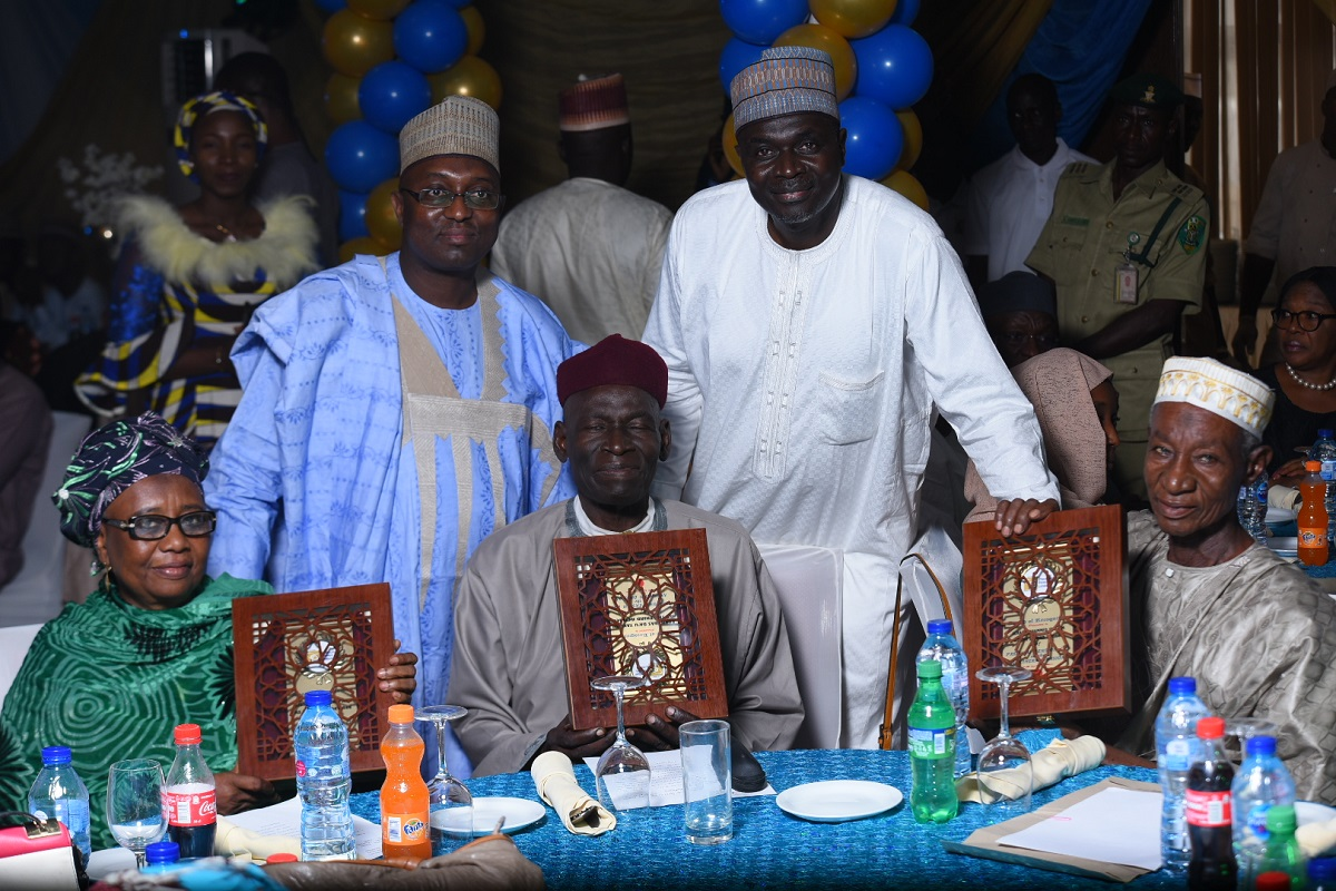 Night of Excellence Kano